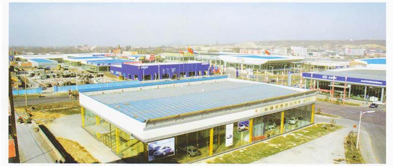 新疆福泰彩板钢结构有限公司(工程业绩)